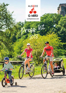 Press kit « Alsace à Vélo » 2018